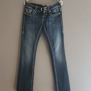 Euc Vigoss The Chelsea boot cut jean..